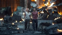 Bruce Willis, Jai Courtney - A Good Day to Die Hard