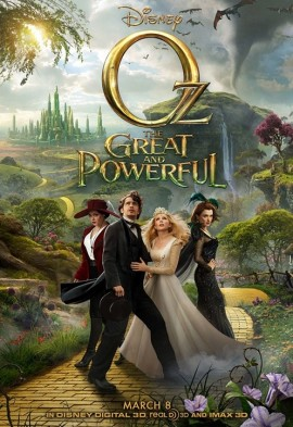 Oz: The Great and the Powerful