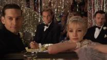 Tobey Maguire, Leonardo DiCaprio, Carey Mulligan, Joel Edgerton - Den store Gatsby