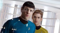 Zachary Quinto, Chris Pine - Star Trek Into Darkness