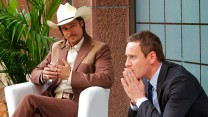 Brad Pitt, Michael Fassbender - The Counselor