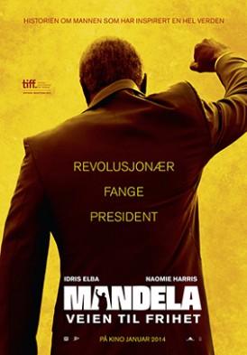 Mandela: Veien til frihet