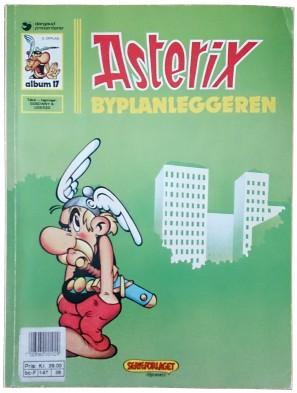 Asterix – Byplanleggeren