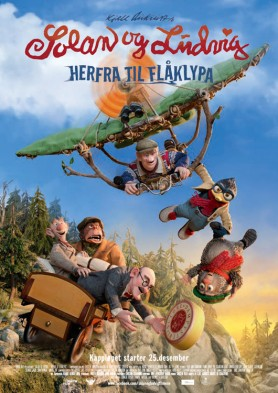 Solan og Ludvig: Herfra til Flåklypa